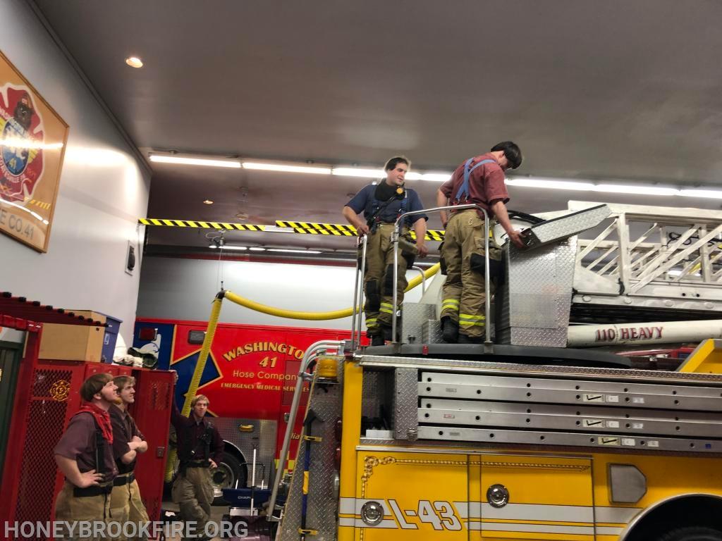 Honey Brook Fire Company 1 Relief Association